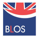 British Lingual Orthodontic Society (BLOS) logo