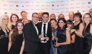 Best Team Less Than 20 Emplyees – South Winner: Covent Garden Dental Practice