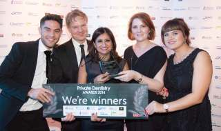Best Patient Care – South Winner: Covent Garden Dental Practice Highly commended: Harley Street Dental Studio