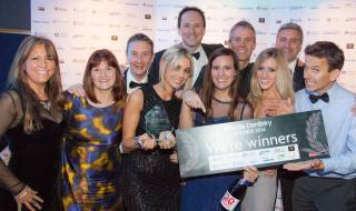 Best Implant Practice Winner: The Implant Practice Highly commended: Ten Dental Health