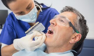 Dentists' income