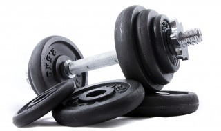 small dumbell