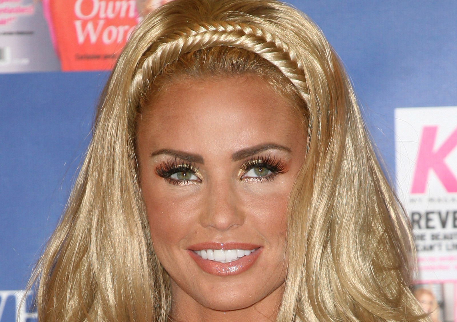 Katie Price Reveals She Spent 95 000 On Her Teeth Dentistry Co Uk
