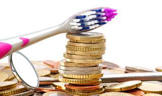 dentists' earnings