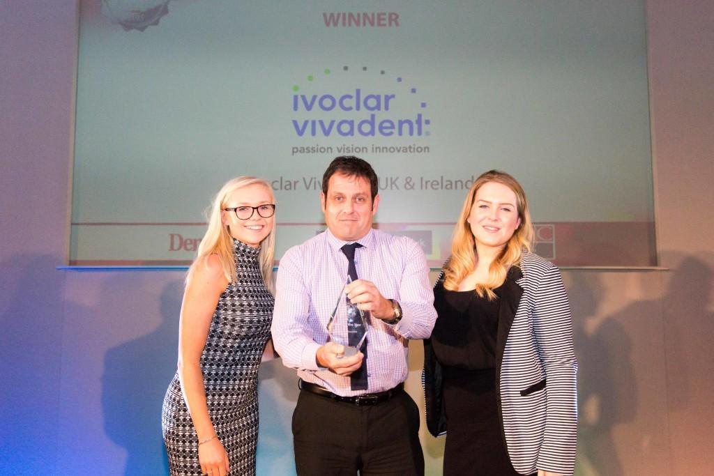 Winner: Ivoclar Vivadent