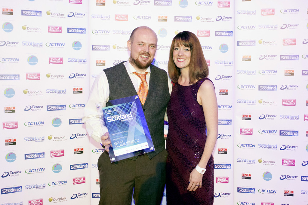 Highly Commended: Inverurie Dental Practice