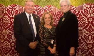 Sir Paul Beresford MP, Dr Linda Greenwall and