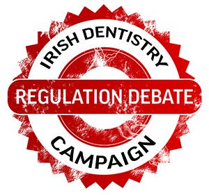 Irish Regulation Debate campaign logo 2