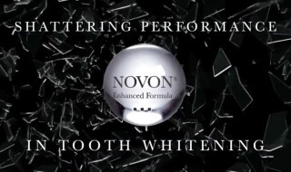 One of the most powerful tooth whitening gels