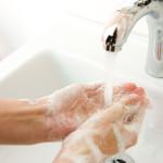 Hand Washing 100776622