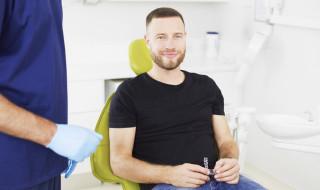 Matthew Webb, 4 millionth Invisalign Patient