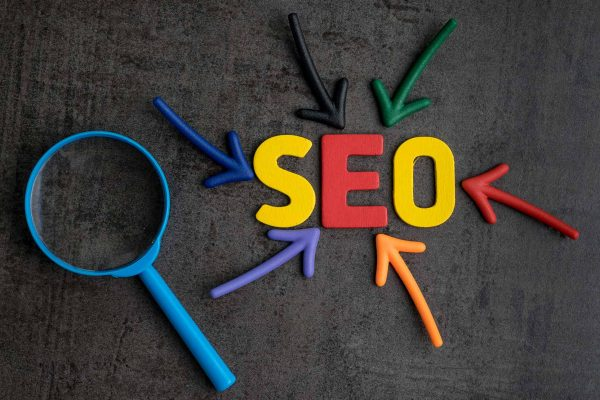 SEO search for dental practices