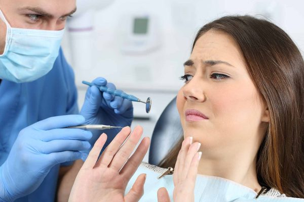 Why patients might be saying no to dental treatment