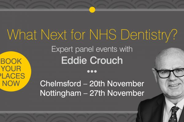 Join Practice Plan to discuss NHS dental contract reform