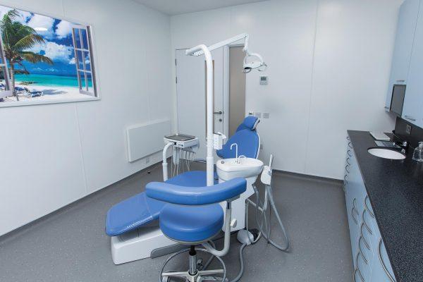 dental practice refurbishment