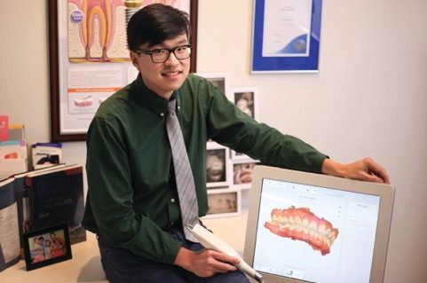 Dr Park explains how his intraoral scanner has revolutionised his dentistry