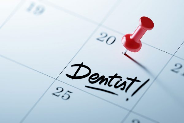 Adults in England unable to get an NHS dental appointment