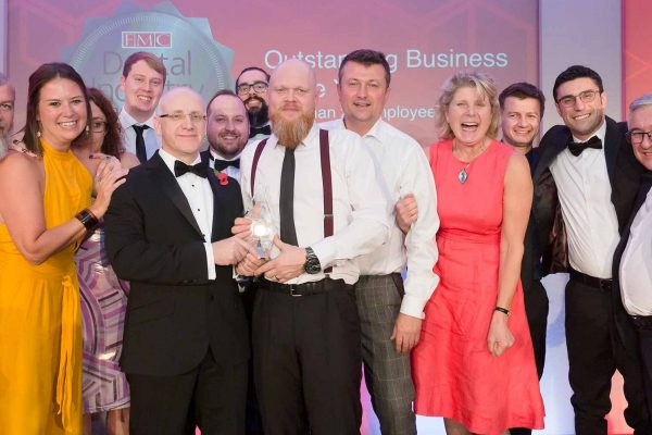 Dental Industry Awards 2019 Outstanding Business of the Year