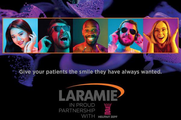 Laramie partners with Smilefast