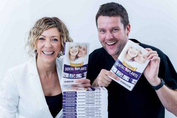 Andrea Ubhi and Adam Glassford have launched The Essential Guide to Dental Implants
