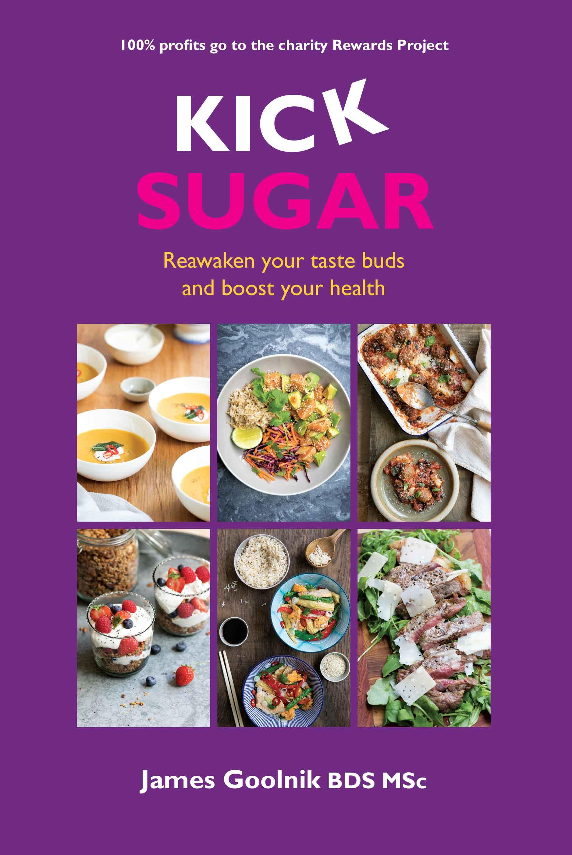 Kick Sugar front cover