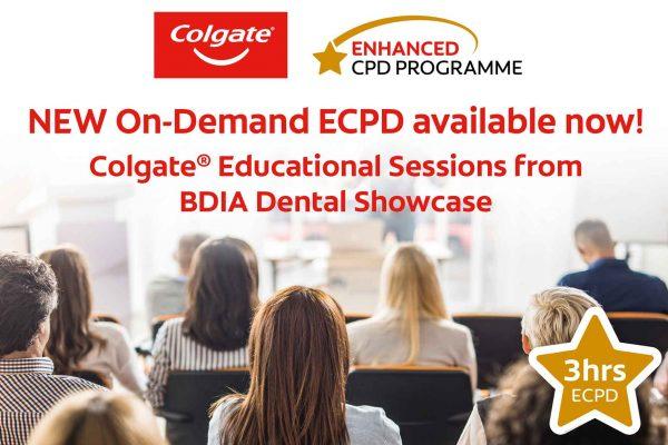 Colgate is offering ECPD