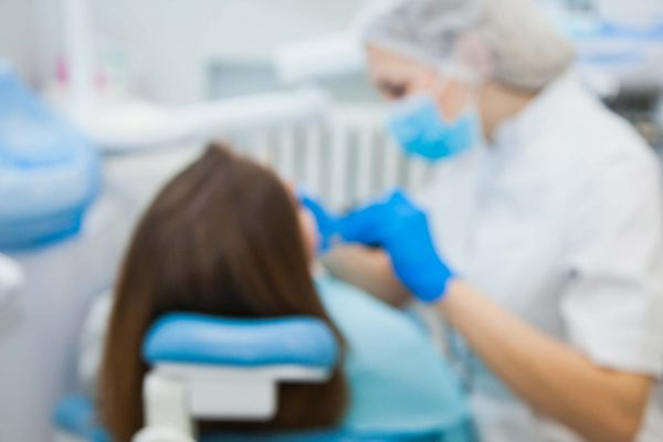 Patient on NHS dental waiting list