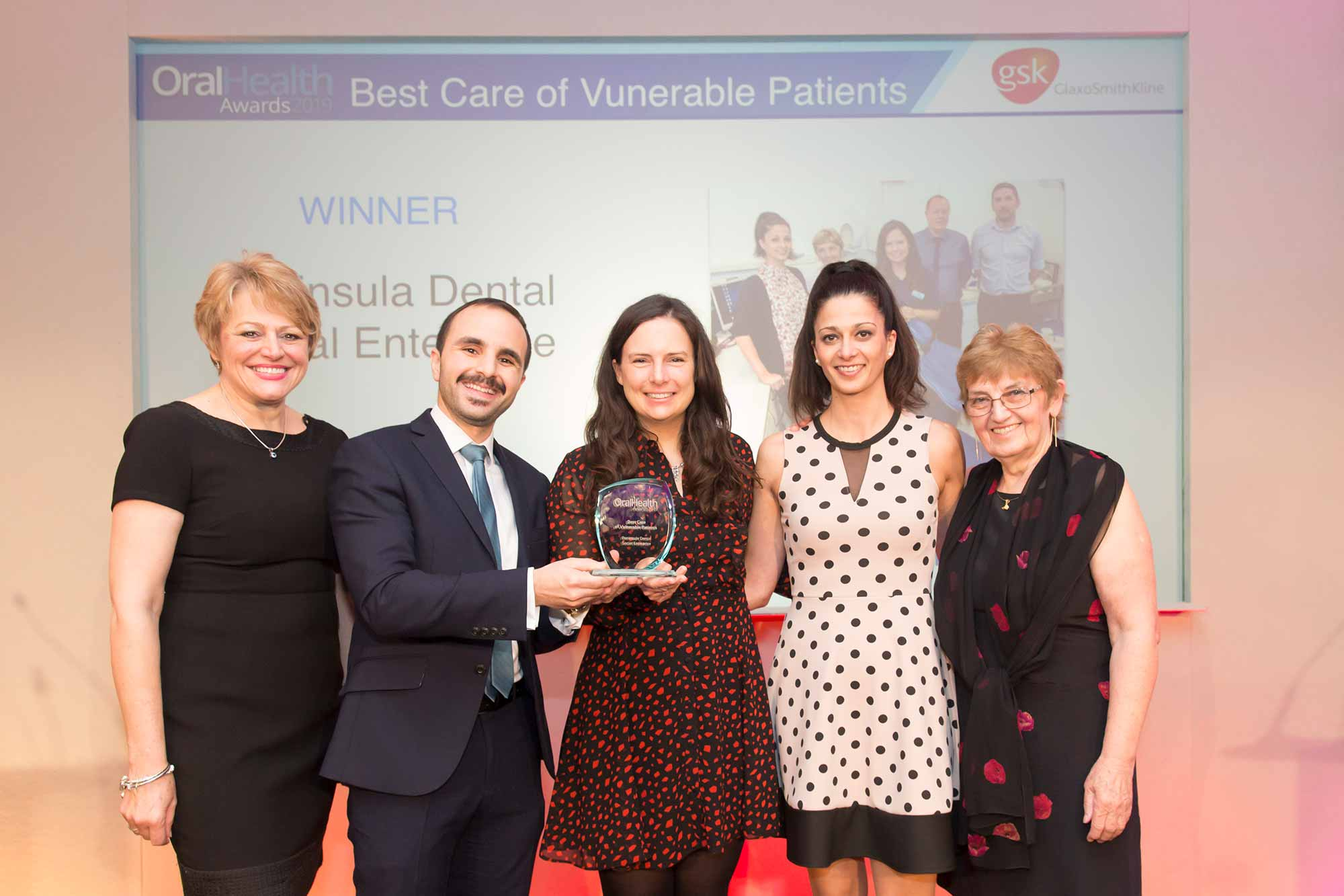 Oral Health Awards 2019 winners