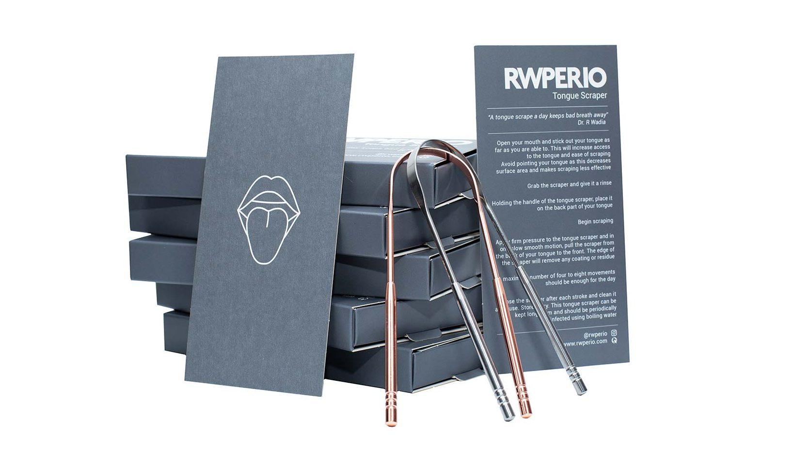 RW Perio launches new tongue scraper