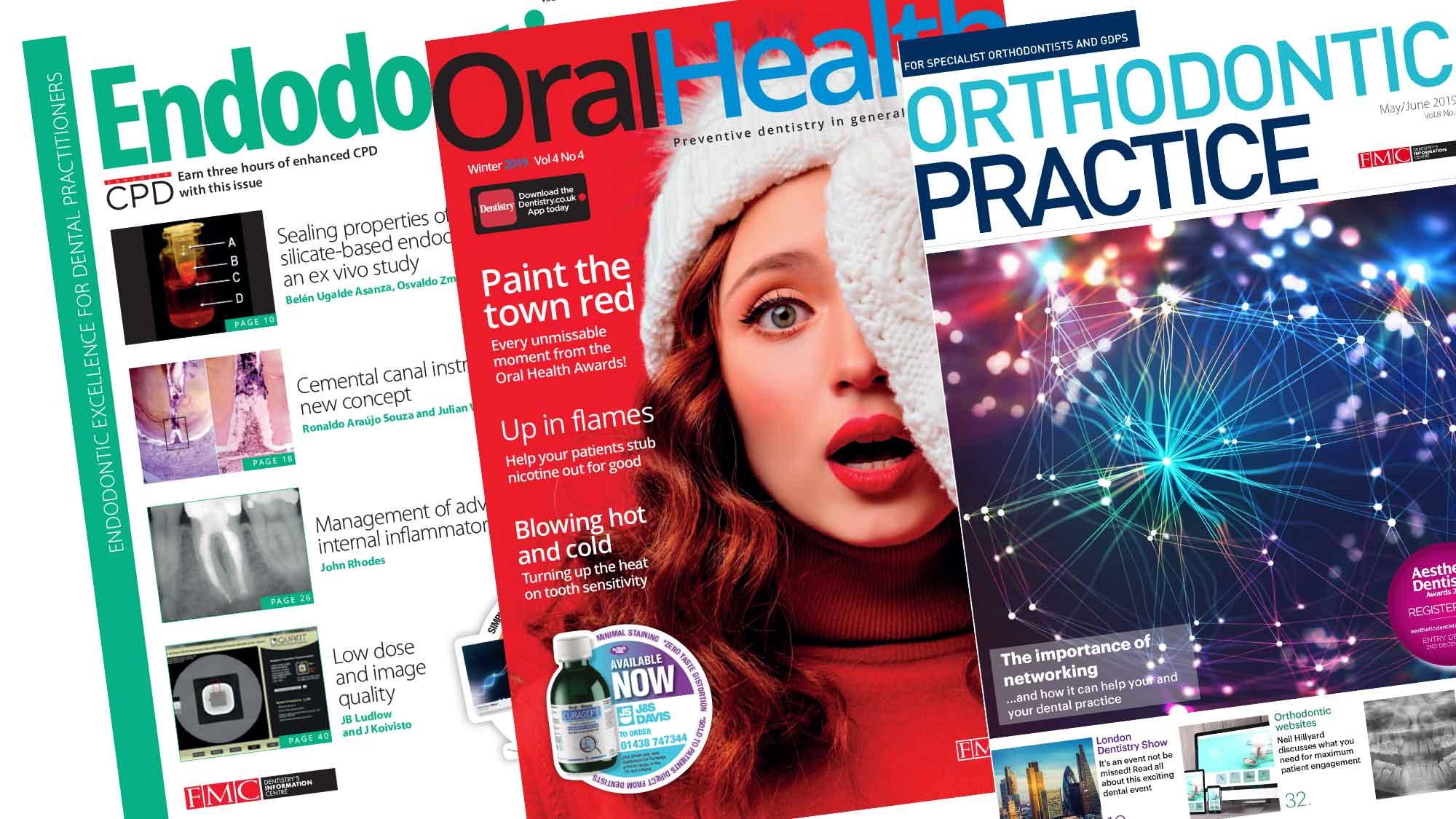 endodontic practice, oral health and orthodontic practice magazines