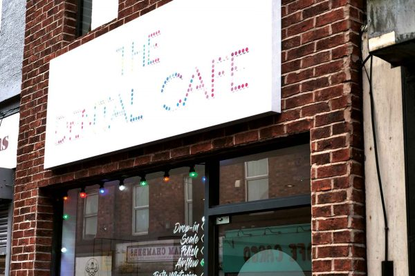 The Dental Cafe in Liverpool