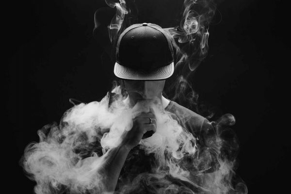 is vaping better for our oral health than smoking?