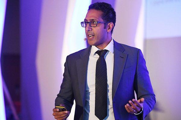 Raman Aulakh at Align Growth Summit