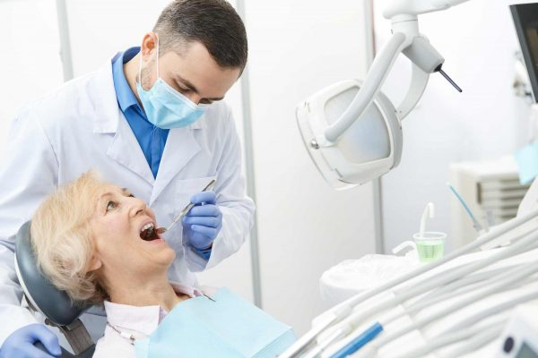 Figures reveal low dental attendance among older people, sparking calls for regular check ups