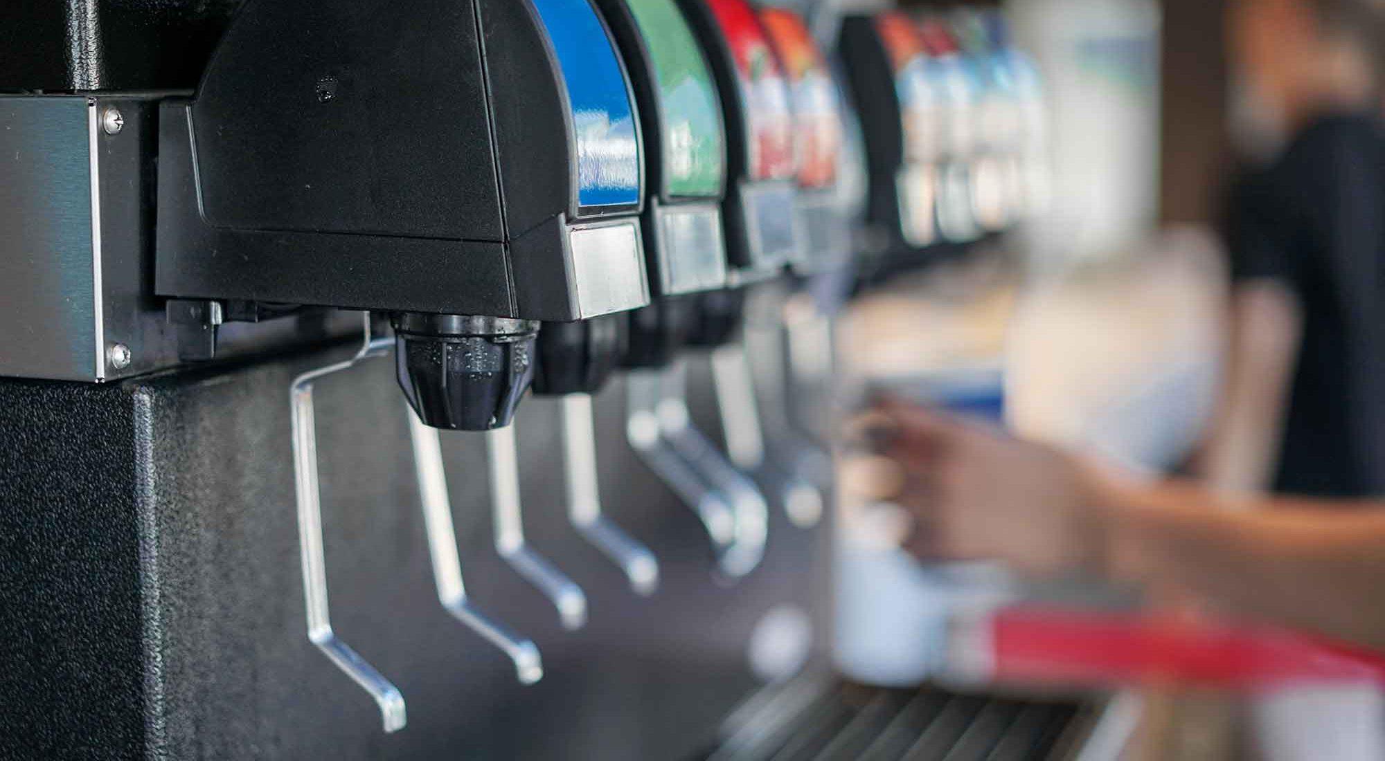 sugar tax applied to soft drinks