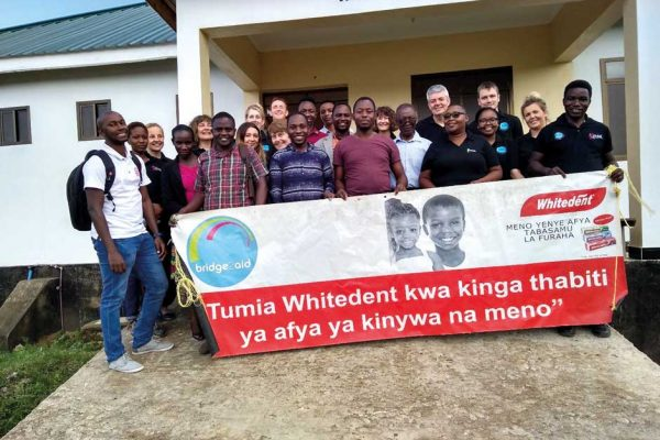 Clinician Keith McClean visited Tanzania with dental charity Bridge2aid
