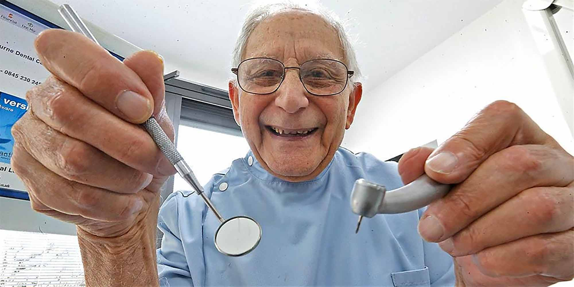 Dr Harry Olmer will talk about his experience as a holocaust survivor and dentist