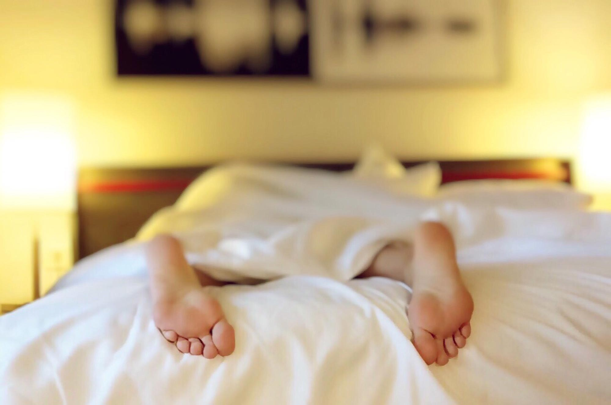 Getting a good night's sleep is crucial during the coronavirus lockdown
