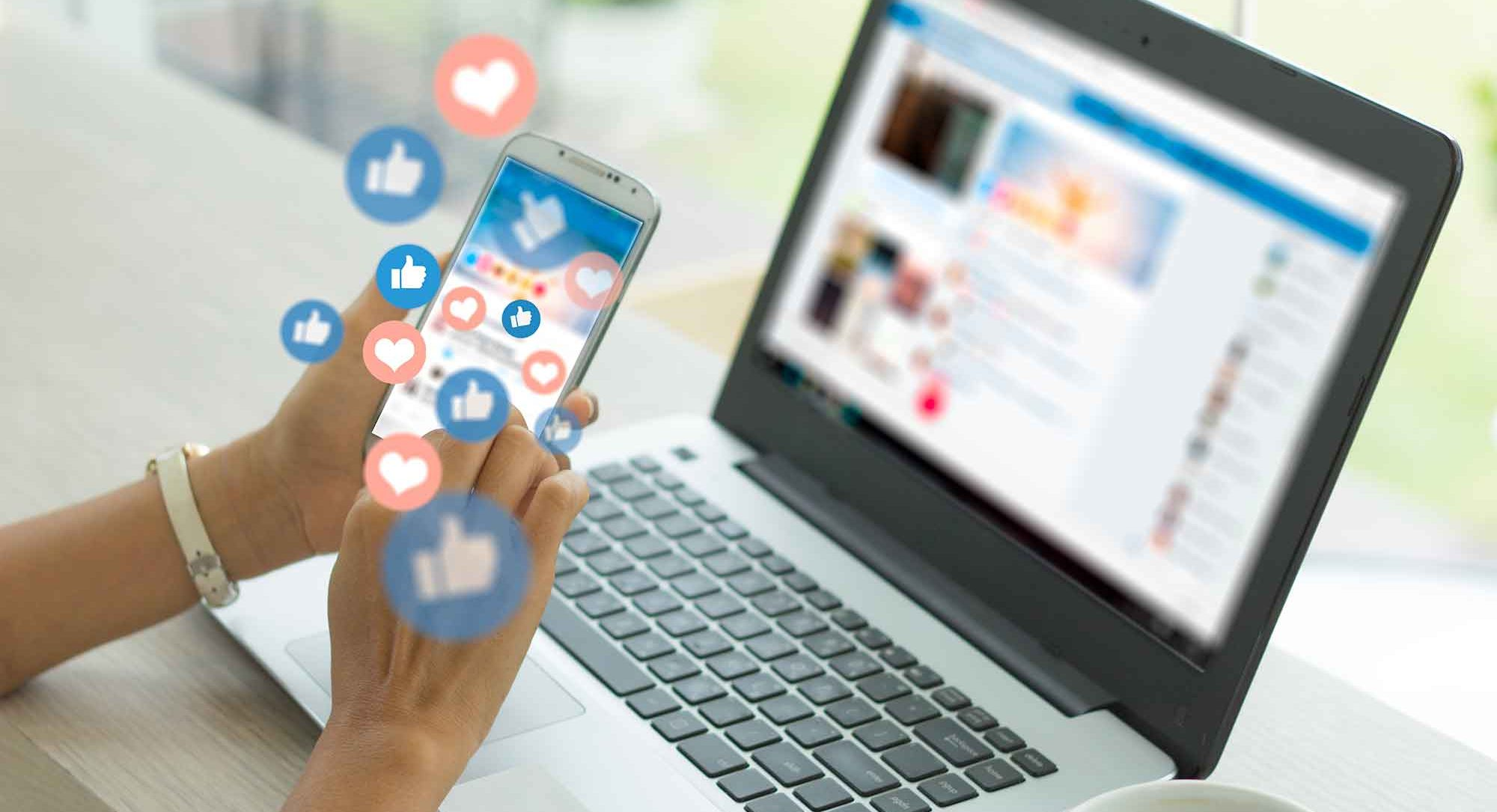 using social media to promote a dental practice