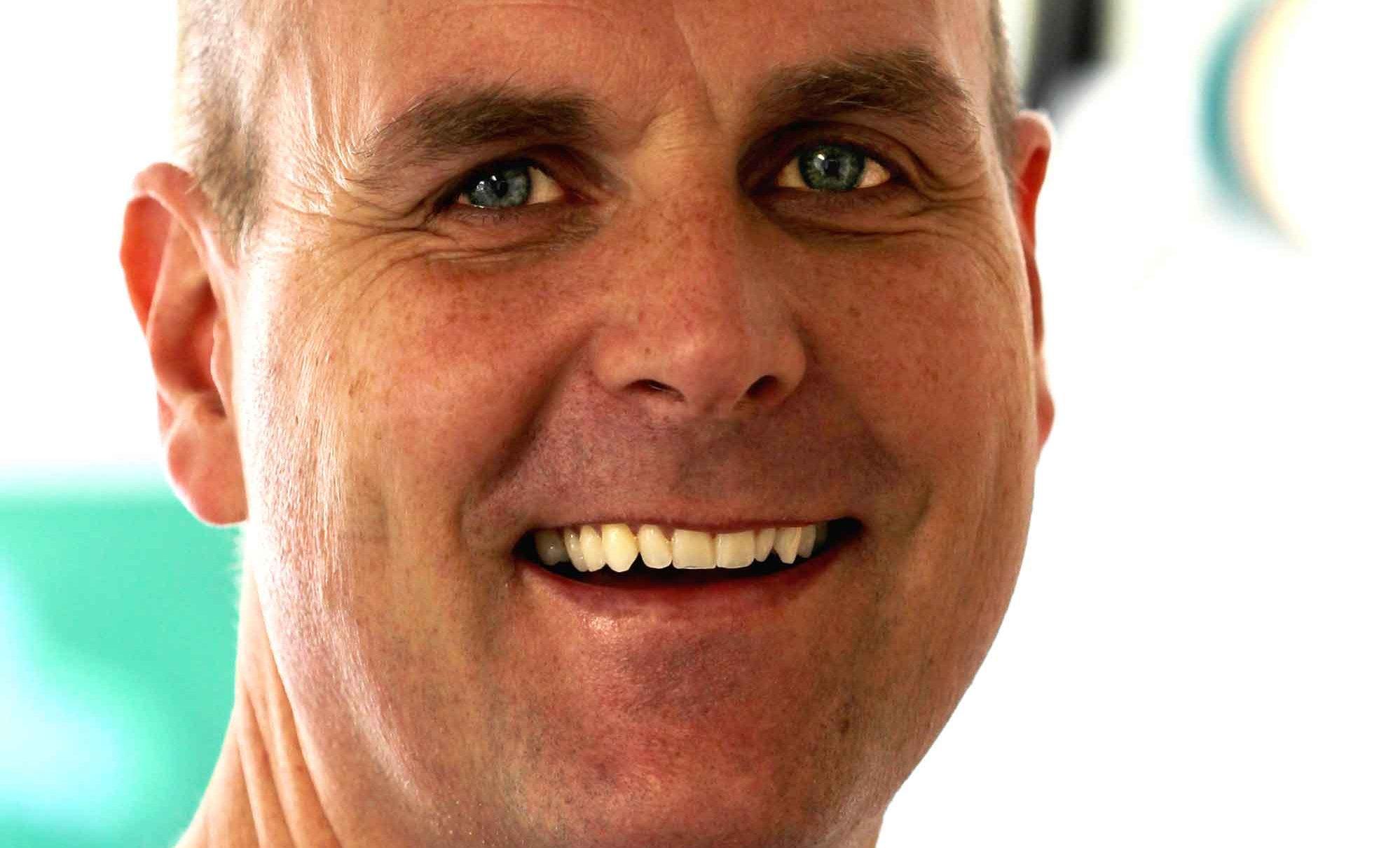 Louis Mackenzie appointed head dental officer at Denplan
