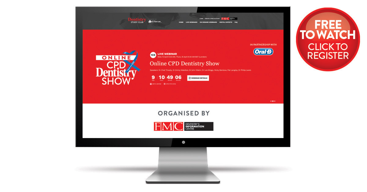 online cpd dentistry show