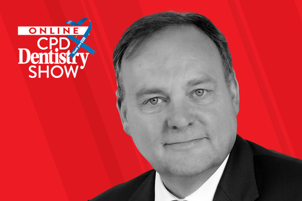 John Milne at the Online CPD Dentistry Show