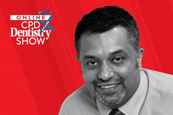 Dr Chet Trivedy will talk about medical emergencies as part of the Online CPD Dentistry Show