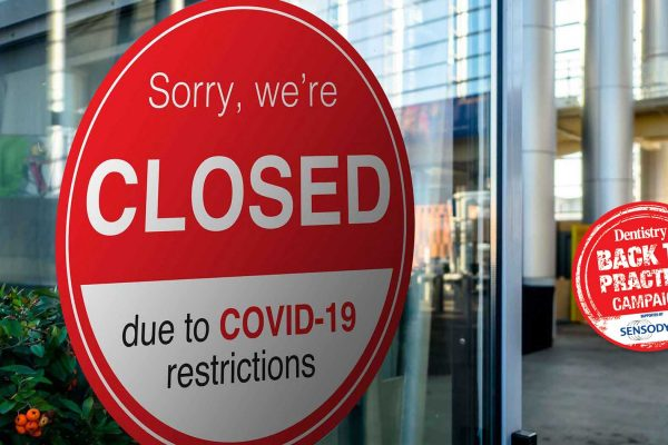 lockdown experiences of a new dental practice owner