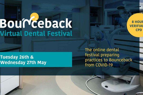 Bounceback Virtual Dentist Festival