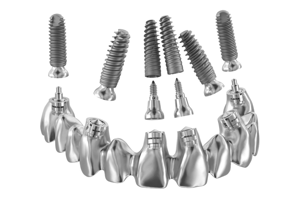 Anthogyr introduces the Axiom dental implants