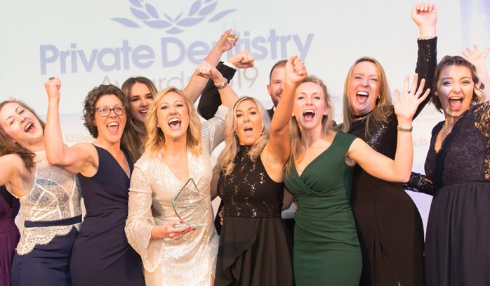 Wadebridge Dental winning most improved practice