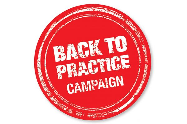 Dentistry are getting behind the drive fighting for dental teams to get back to work