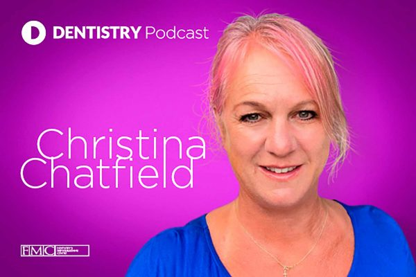 In the latest episode of the Dentistry Online podcast, Christina Chatfield speaks about the struggles faced by private practices in the face of COVID-19