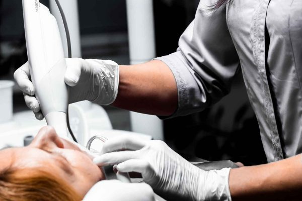 edentulous intraoral scanning